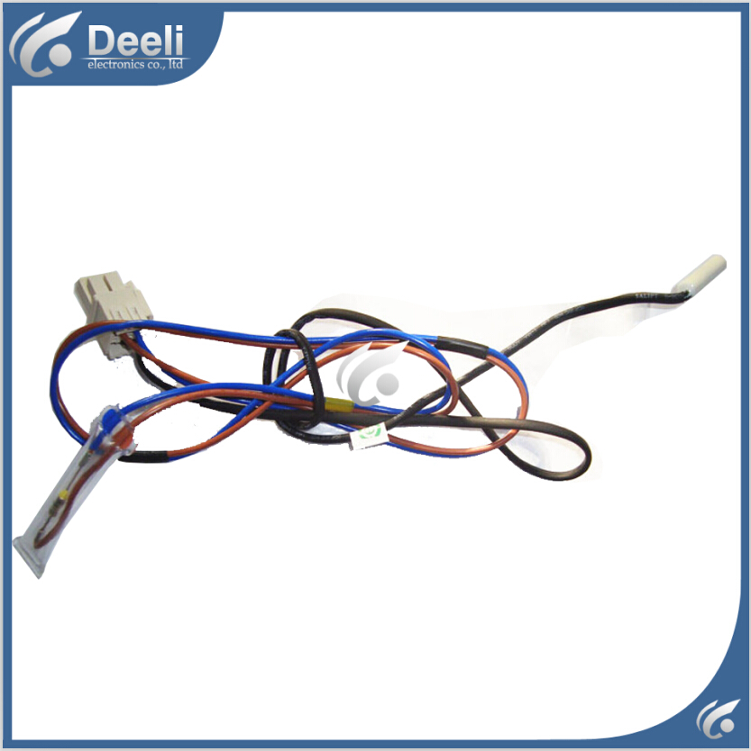 ФОТО 1PCS for Haier BCD-518WS BCD-551WSY refrigerator defrosting sensor 0125 new and original general