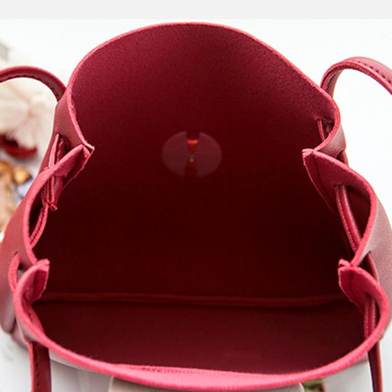 VISON&JOHNSON 2018 Casual Messenger Bags Mini Shoulder Crossbody Bag Black Pink Envelope Ladies Shoulder Bag Bolsa Rfid Wallet