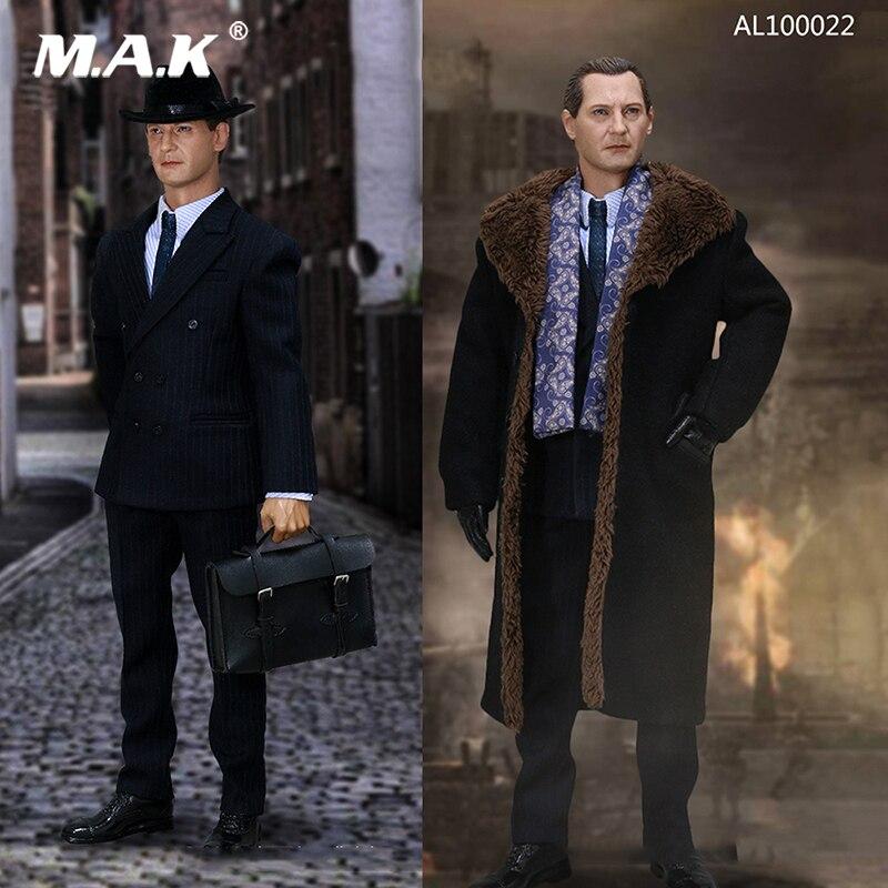1/6 Scale action figure Accessories World War II German businessman clothes set AL100022 for 12male action figure body