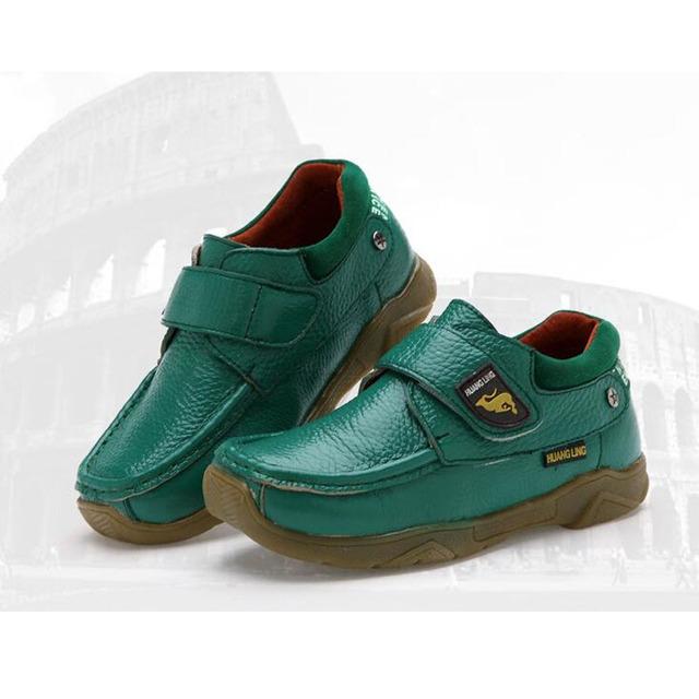 2016 nova boys & girls shoes bebê mocassins de couro crianças shoes loafers sneakers moda infantil shoes melhor meninos de couro shoes