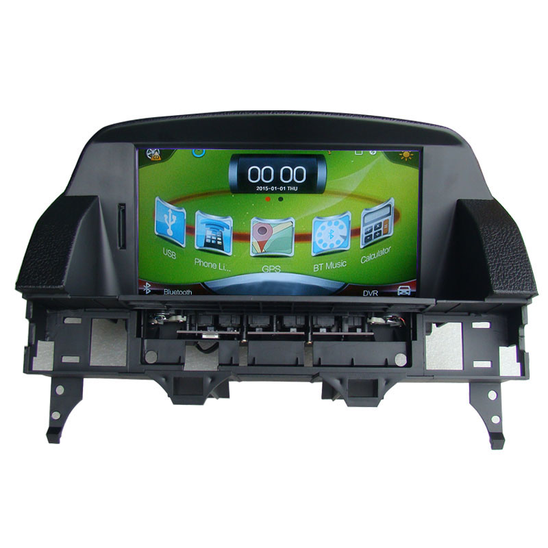 8 inch Capacitance Touch Screen Car media player for <font><b>Mazda</b></font> <font><b>6</b></font> <font><b>GPS</b></font> <font><b>Navigation</b></font> Video palyer image