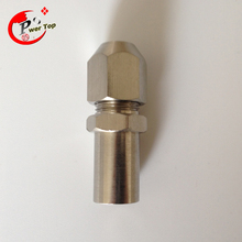 Collet Coupler Shaft for RC Boat 26cc Gasoline Engine Clutch(Internal DIA = 6mm)