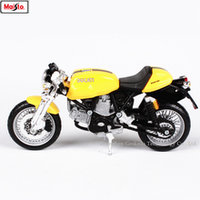 Maisto 1:18 16 styles Ducati NO1000 yellow original authorized simulation alloy motorcycle model toy car gift collection