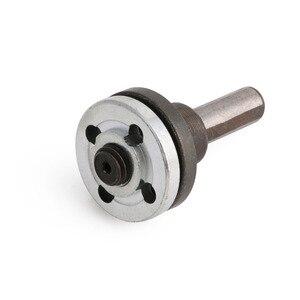 Image 5 - M10/16mm Gat Boor Hoek Grinder Doorn Adapter Disc Houder Kit Spanner Kit Power Tools