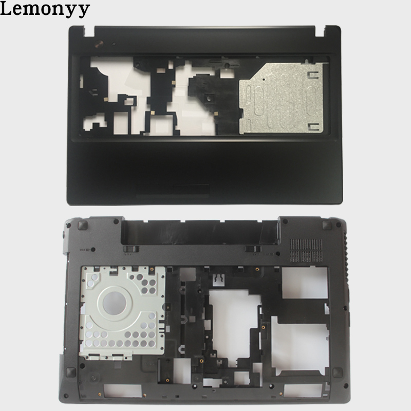 NEUE FÜR LENOVO G580 G585 Laptop Palmrest abdeckung AP0N2000324/Bottom Fall Basis Abdeckung Mit HDMI AP0N2000100
