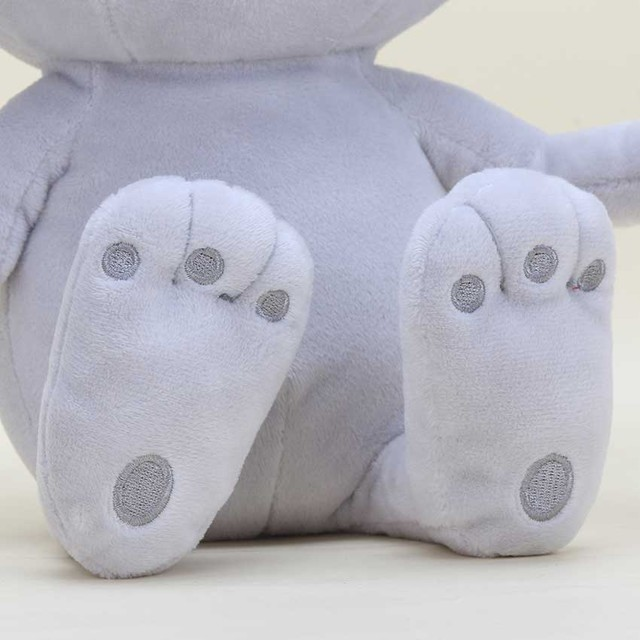 10 pcs/lot 33 cm poche poupée en peluche jouets en peluche Animal jouet Alola Meowth jouets en peluche cadeau de noël pour les enfants