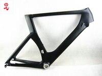 중국 저렴한 가격 시간 시험 탄소 프레임 트라이 애슬론 700c 탄소 tt 자전거 프레임 무료 배송