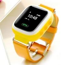 kid watch SOS Call Smart watch Children Kid Wristwatch Q50 GSM GPRS GPS Locator Tracker Anti-Lost Smartwatch Child Guard