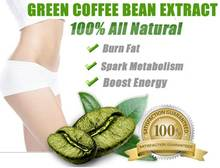 2 Packs 100% Pure Nature Green Coffee Bean Extract 30Caps for weight loss