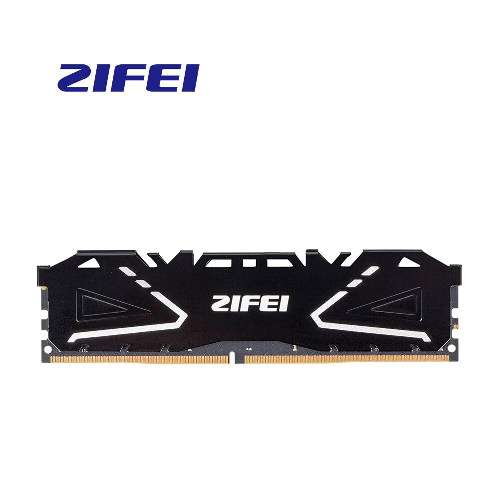 ZiFei ram DDR4 8GB 16GB 2133HMz 2400HMz 2666MHz 288Pin LO DIMM Desktop Memory Rams for Computer