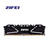 ZiFei ram DDR4 8GB 16GB 2133HMz 2400HMz 2666MHz 288Pin LO DIMM Desktop Memory Rams for Computer Games Ram