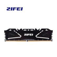 ZiFei ОЗУ DDR4 8 GB 16 GB 2133HMz 2400HMz 2666 МГц 288Pin модуль памяти DIMM для компьютера Рамс для компьютерных игр оперативной памяти