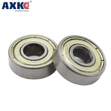 10PCS  Ball Bearing 608zz 623zz 624zz 625zz 635zz 626zz 688zz 3D Printers Parts Deep Groove Flanged Pulley Wheel