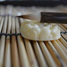 Получить скидку Отличное качество Китайский Кисти для каллиграфии ручка для шерстяные и ласка письма волосы Кисточки пригодный для студентов школы живописи