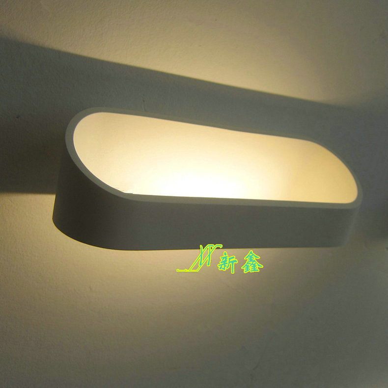 direct sale LED long strip single slope wall lamp individuality characteristic mural makeup mirror decorative wall lampdirect sale LED long strip single slope wall lamp individuality characteristic mural makeup mirror decorative wall lamp