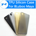 BLuboo Maya Case Hot Selling 100% Original Matte TPU Silicon Back Protective Case Cover For BLuboo Maya 5.5 Inch Mobile Phone