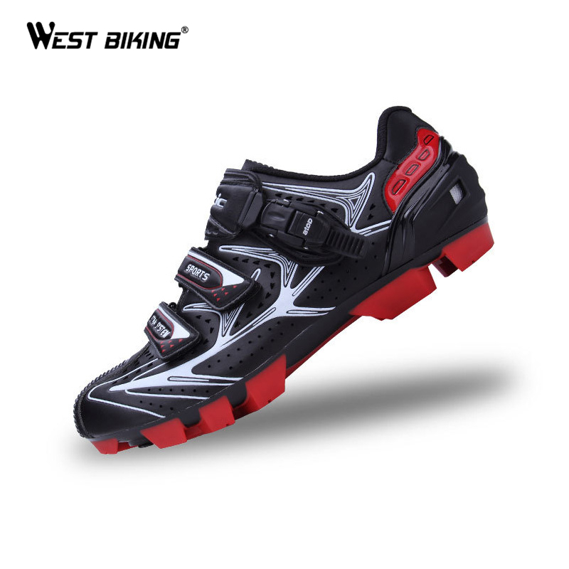 Santic Bicycle Cycling Shoes Sneakers Mountain Bike Sapatilha Bicicleta Scarpe Ciclismo Sports Cleated Shoes MTB Cycling Shoes