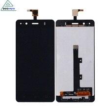 Dccompras Pour BQ Aquaris M4.5 LCD Affichage Écran Tactile Digitizer Haute Qualité Noir Couleur Mobile Téléphone Lcd Outils Gratuits