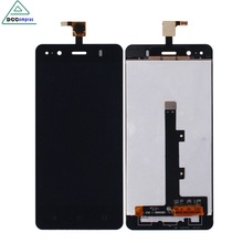 Dccompras For BQ Aquaris M4.5 LCD Display Touch Screen Digitizer High Quality Black Color Mobile Phone LCDs Free Tools