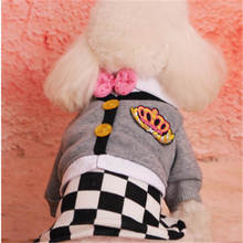 Pet Dog Clothes Warm Coat Thicken Clothing For Yorkshire Dogs Costume Puppy Jackets