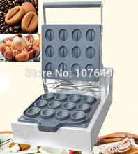 Hot Sale Commercial Use Non-stick 110v 220V Electric Cafe Ball Baker Maker Machine Iron