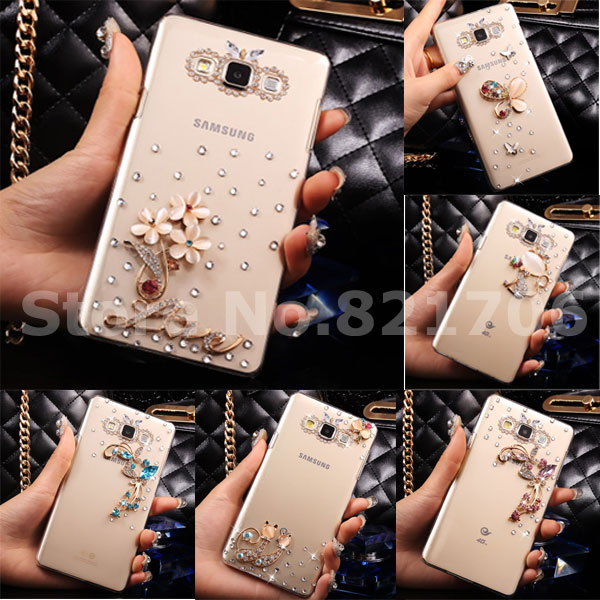 cd745992c28 For Samsung J1 2016 Wallet Stand Bling Crystal Diamond Leather
