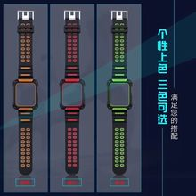 NEW Silicone strap for apple watch band 42mm bracelet sport wrist watch belt Rubber watchband for apple iwatch series 4/3/2/1