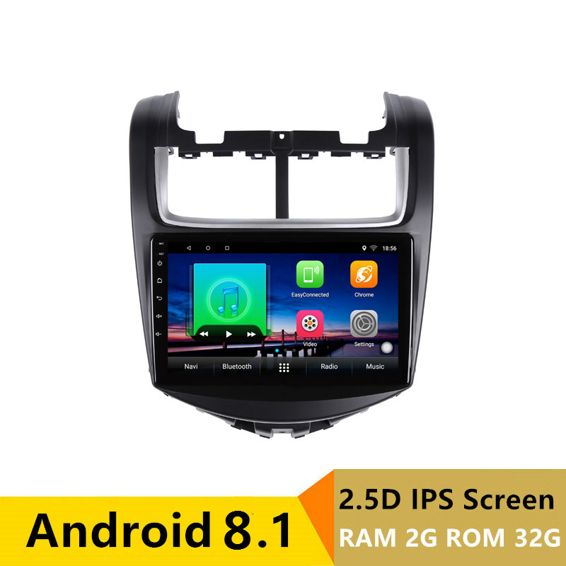 "9"" 2G RAM 32G ROM Android Car DVD Video Player GPS for Chevrolet Aveo 2014 2015 2016 audio car radio stereo navigation wifi"
