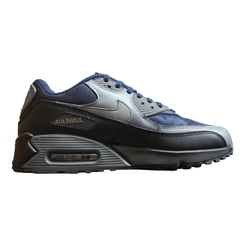save off 83044 fa813 ... Nike Air Max 90 Men s Running Shoes, Shock Absorption Breathable Non-slip  Wear- ...