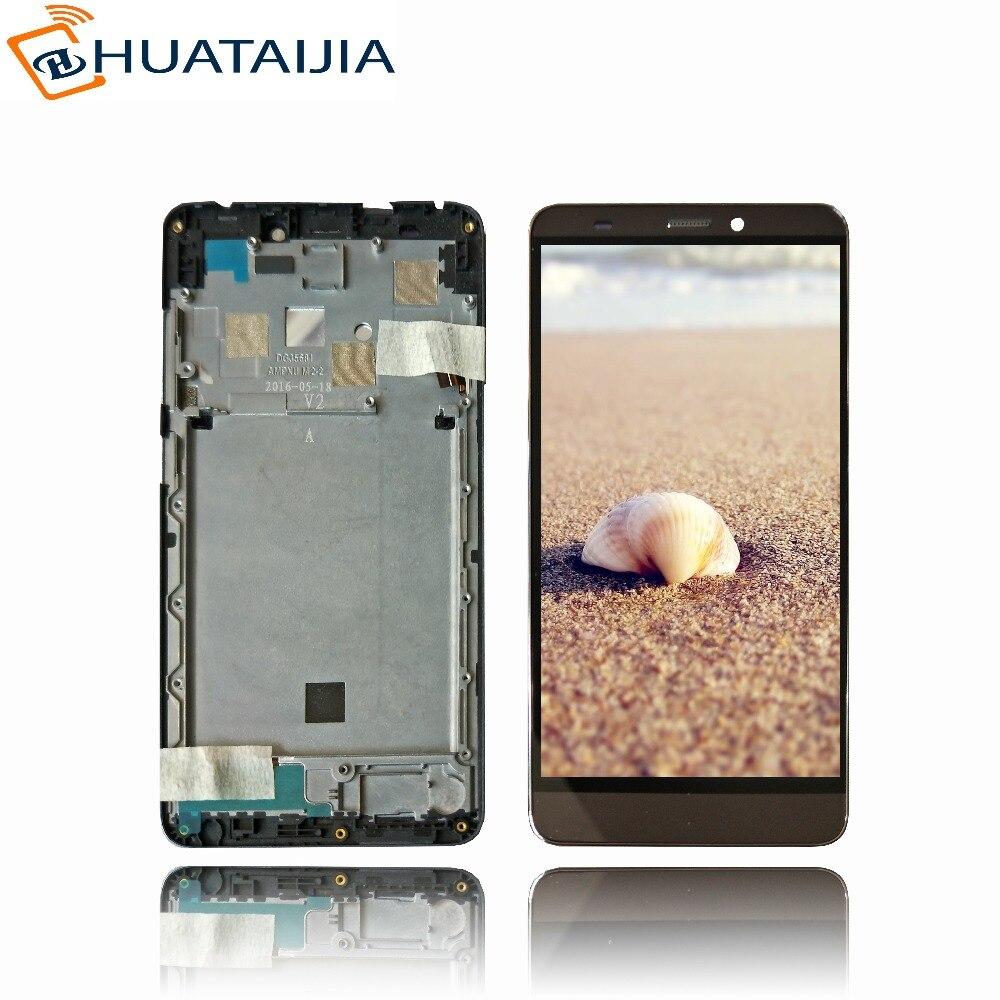 Prestigio Grâce S5 LTE PSP5551 Duo PSP 5551 DUO LCD affichage écran Tactile digitizer panneau lentille du capteur Assemblée verre 5.5