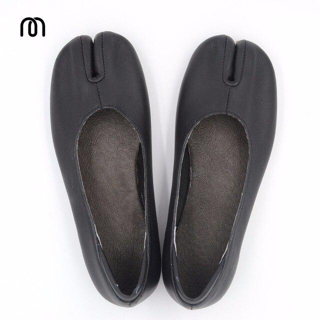 Millffy original handmade cowhide Vintage fashinal casual designer Unisex Lion palm Ninja shoes real leather shoes