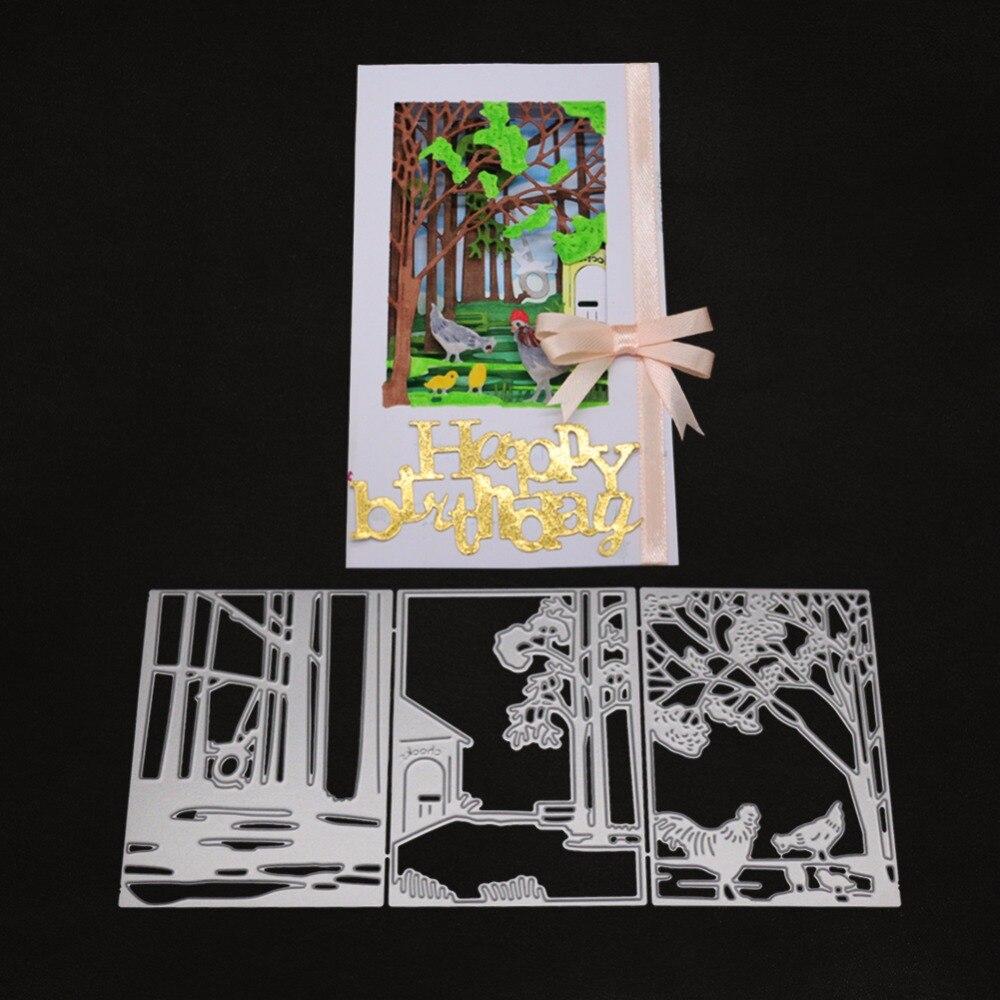 Aliexpress.com : Buy Greeting Card Cover Metal Cutting Die