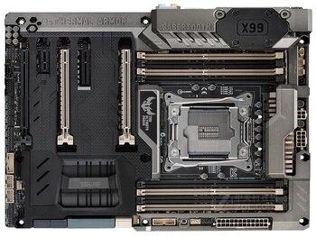 Carte mère originale pour ASUS SABERTOOTH X99 DDR4 LGA 2011-V3 USB2.0 USB3.0 USB3.1 64 GB M.2 carte mère de bureau livraison gratuite