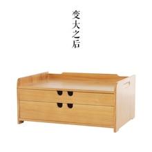 В японском стиле деревянные дерево народного искусства главная рабочего стола хранения ящик канцтовары косметика хранения слоя