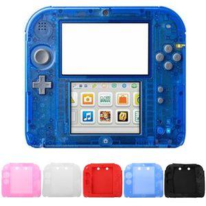 Image 1 - Защитный чехол, мягкий силиконовый чехол, Нескользящие ударопрочные аксессуары для игровой приставки Nintendo 2DS