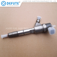0445110313 common rail injector for Foton 4JB1 2.8L engine
