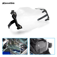 R QIANKONG Headlight Grille Guard Cover Protector For BMW 1200 GS For BMW R1200 GS R1200GS
