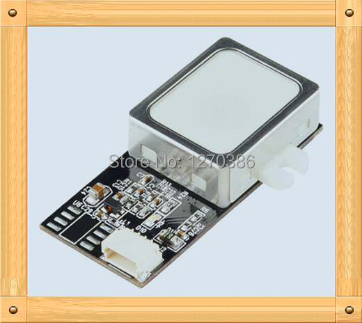 Free Shipping!!!  TTL serial fingerprint scanning module / offer PC source code free shipping gameduino vga game development board fpga with serial verilog source module