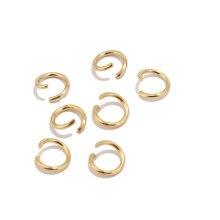 Edelstahl Gold Offenen Ring 3,5mm 4mm 5mm 6mm 7mm 8mm 9mm Jump s DIY Herstellung Von Schmuck Stecker Accessoires Erkenntnisse