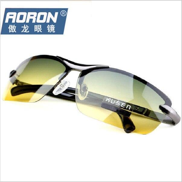 Aoron polarizzati degli uomini occhiali da sole giorno e notte vison  multifunzione ridurre i riflessi di guida occhiali de sol in Aoron  polarizzati degli ... 95ae96158d