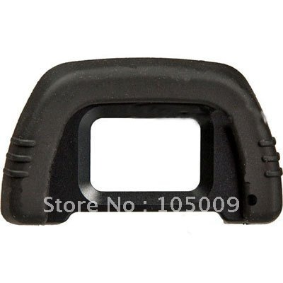 DK-25 ocular Cilindro de Goma para Nikon D3400 D3300 D3200 D5500 D5300 D5200