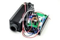 Промышленный Фокусируемый 1,6 W 2,4 W 808nm инфракрасный лазерный диод модуль DC 12 V ttl mode