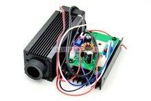 Промышленный Фокусируемый лазерный диодный модуль 1,6 Вт 2,4 Вт 808 нм, постоянный ток 12 В, Режим TTL