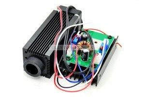 Image 1 - Industrial enfocable 1,6 W 2,4 W 808nm láser infrarrojo Módulo de diodos DC 12 V modo TTL