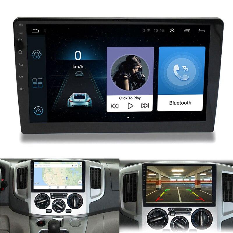 Автомобильный 10,1 дюймовый мультимедийный MP5 плеер аудио Радио Bluetooth wifi gps навигация F-Best