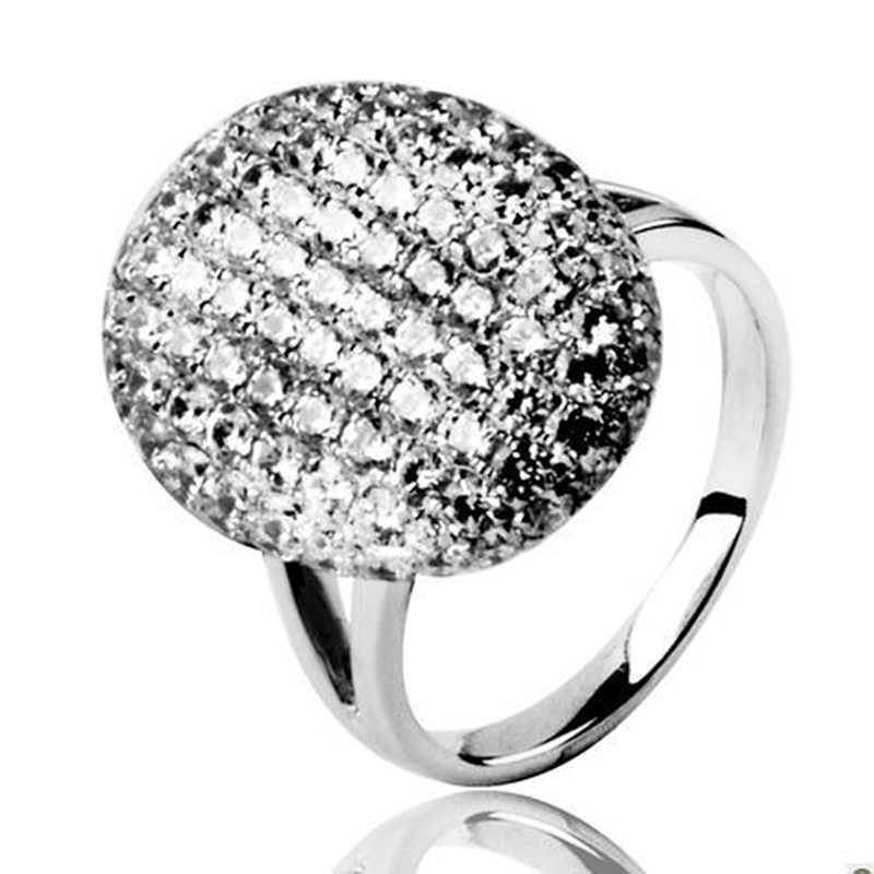 Breloque Vampire Twilight Bella cristal anneau réplique fiançailles bague de mariage 925 bijoux en argent cadeau saint valentin - 6