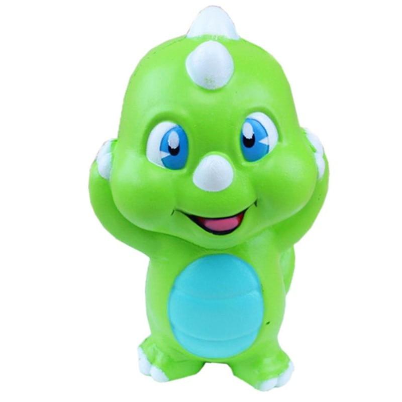Kid Fun Toy Gift Anti-stress Boy Girl Adult Kawaii Cute Artificial Dinosaur Squishy Slow Rising Cream Scented DecompressionToy20