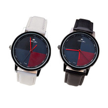 2016 Fashion Brand Women Watch Simple style PU leather Quartz Wrist Watches relogio Extraordinary Scale Influx Of People Watch