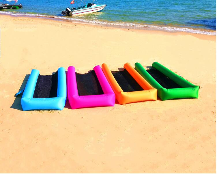 Adult nylon water folding Inflatable sofa Floating bed Size:200*73*17CM A018Adult nylon water folding Inflatable sofa Floating bed Size:200*73*17CM A018