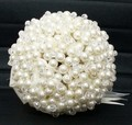 New Style Pearl Wedding Bouquet Bridal Accessories Hydrangea Rose Flowers  Bride Decoration